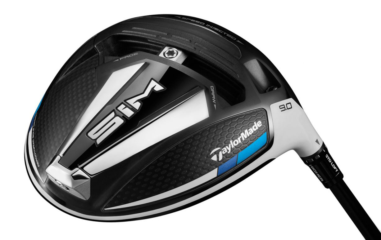 TaylorMade SIM Driver Adjustable Weights
