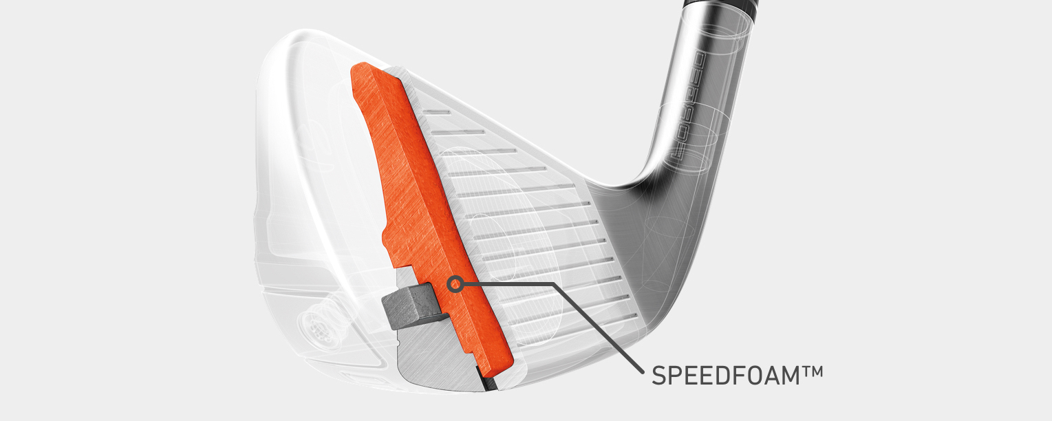 TaylorMade P790 Speefoam