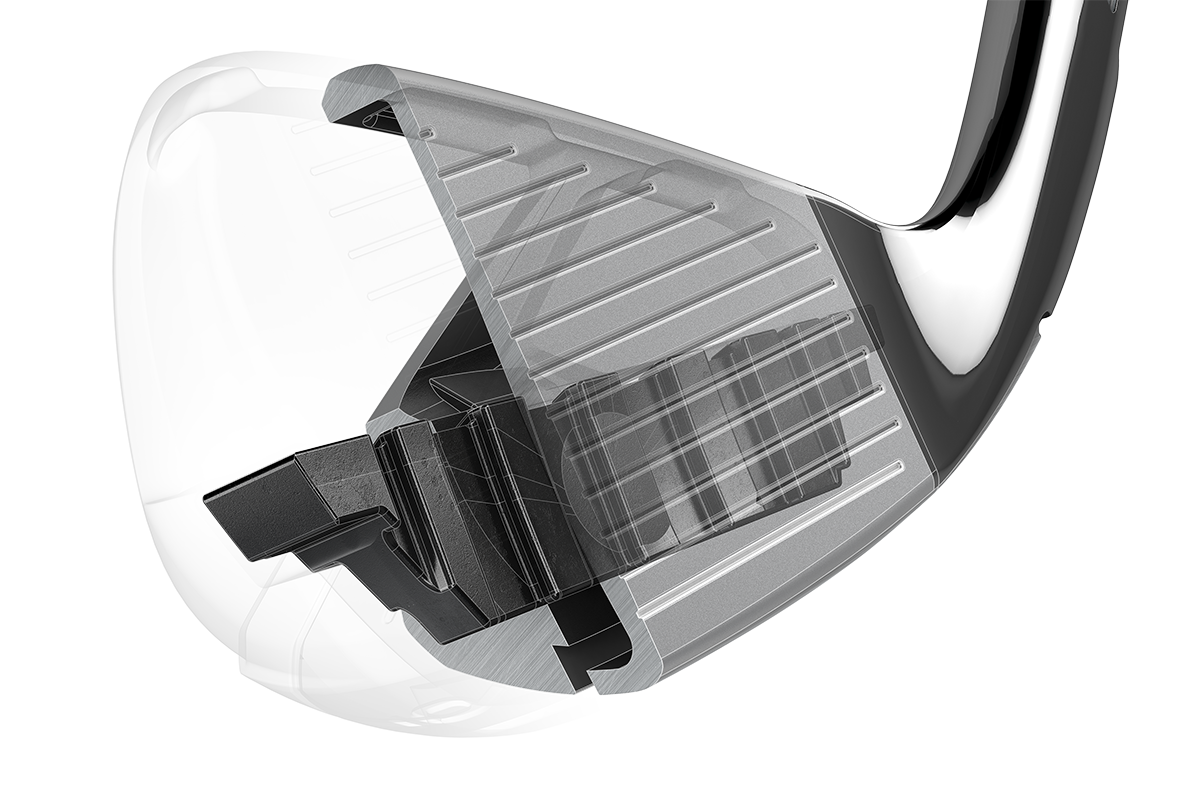 TaylorMade SIM MAX Iron Thin Face