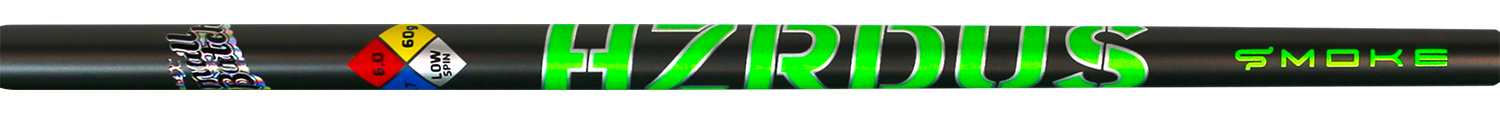 Project X HZRDUS Green Driver Shaft