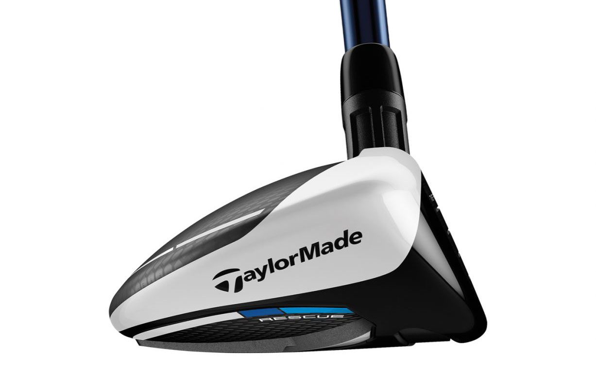 TaylorMade SIM MAX Ladies Hybrid C300 Steel Face