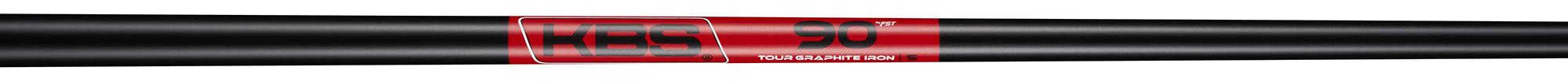 KBS Tour Graphite Iron 90 Shaft
