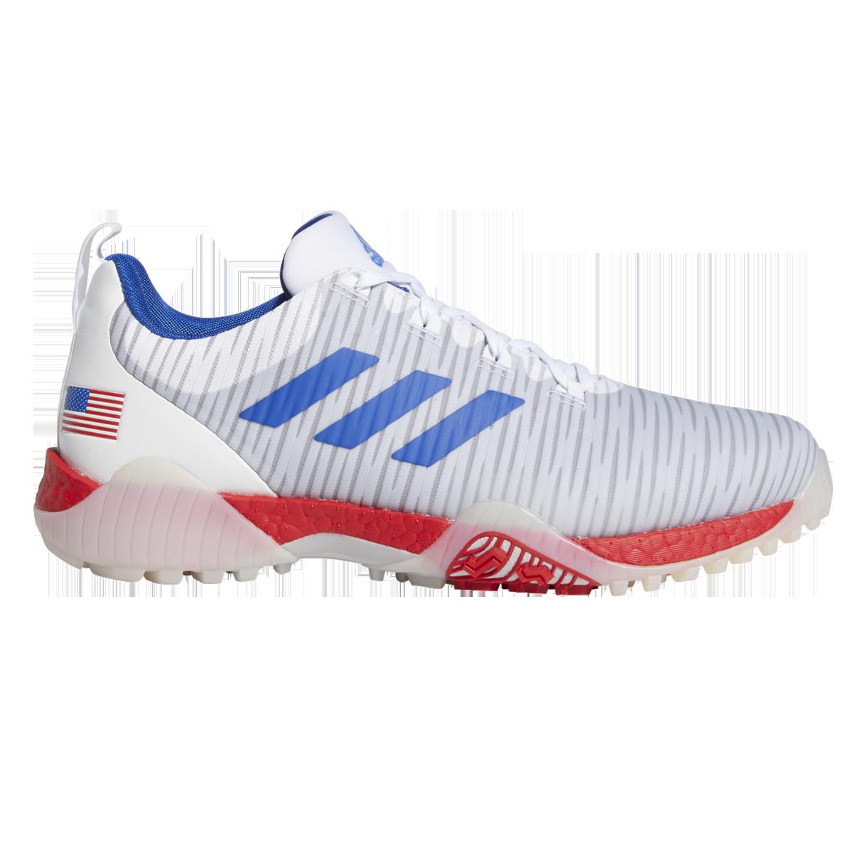 solamente Gladys Agradecido  adidas CODECHAOS USA Men's Golf Shoe - Red/White/Blue | PGA TOUR Superstore