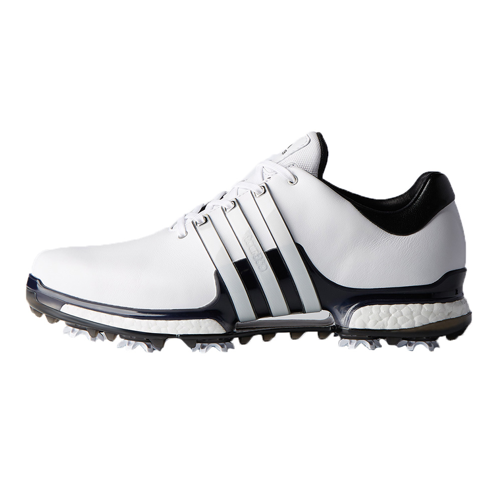 Gran cantidad extraño Colector  adidas TOUR 360 2.0 Men's Golf Shoe - White/Black | PGA TOUR Superstore