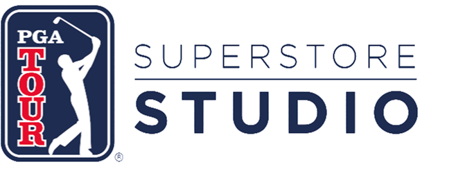 PGA TOUR Superstore STUDIO Logo