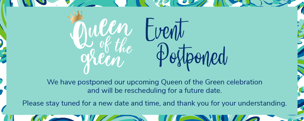 Queen of the Green Event